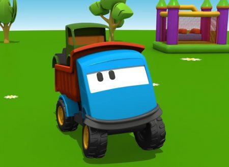 Cartoni Animati: Leo il Camion Curioso e il Camion Cisterna