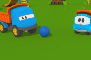 Cartoni Animati per Bambini – Leo il Camion Curioso: alla ricerca di un amico