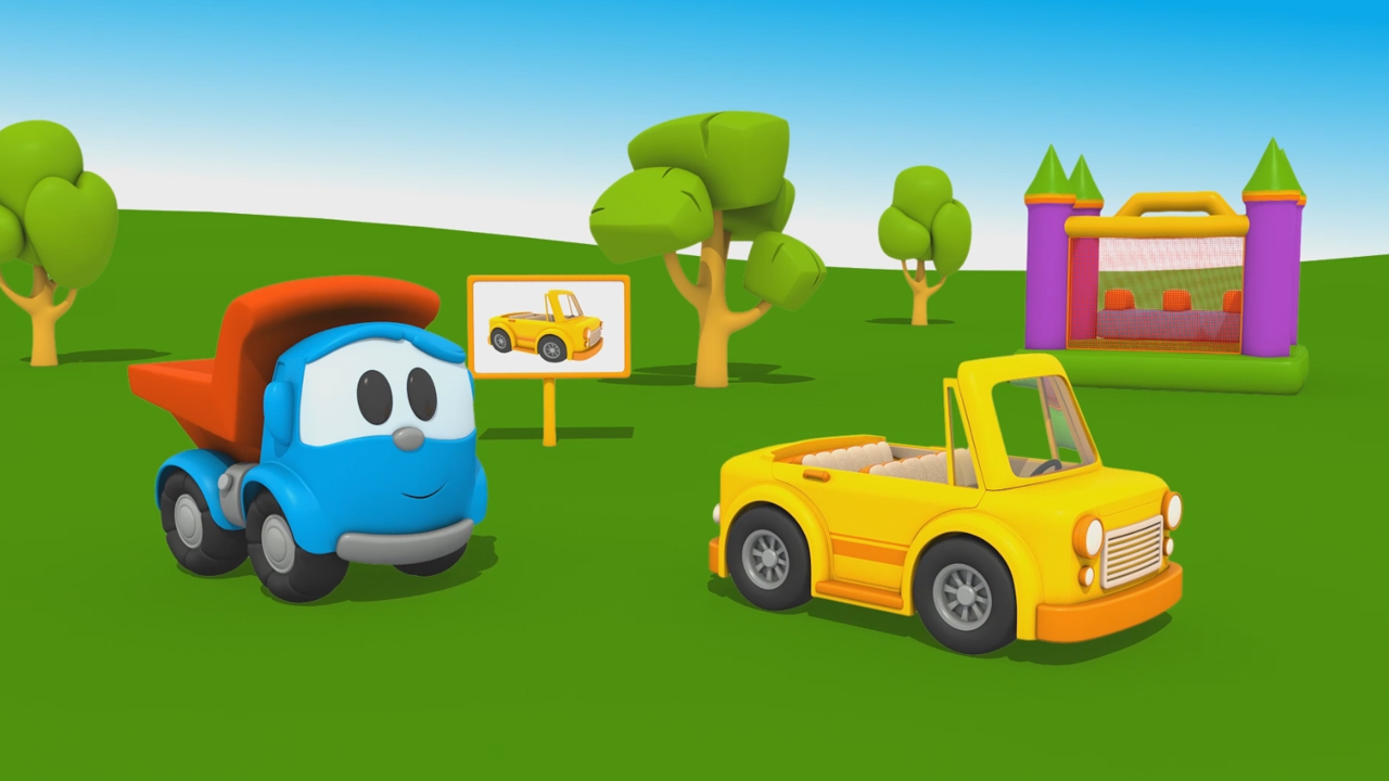 Cartoni animati per bambini leo junior come si fa una