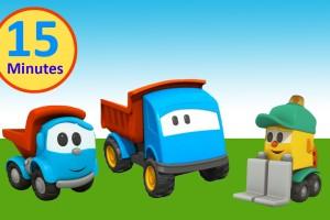 Cartoni Animati per Bambini – Amici di Leo il Camion Curioso