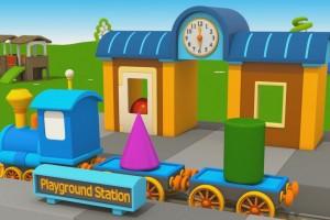 Cartoni Animati per Bambini – Leo Junior e la nuova stazione del treno