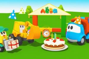 La festa di compleanno di Leo Junior