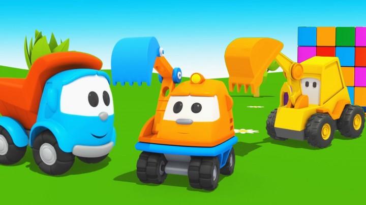 leo-il-camion-curioso-e-scoop-cartoni-animati-per-bambini-amici-di-leo