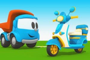 Un motorino per Leo Junior