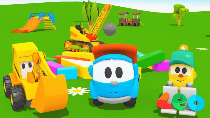 leo e il temporale_ cartoni animati per i bambini piccoli
