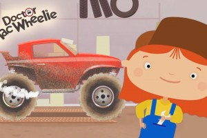 La Dottoressa Mac Wheelie e il Monster truck