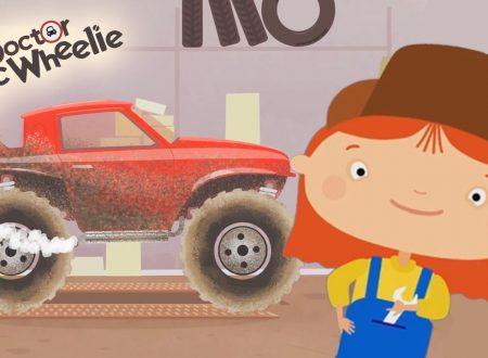 La Dottoressa Mac Wheelie e il Monster truck