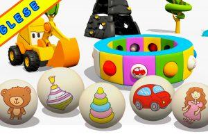 Inglese per bambini:Max e i giocattoli
