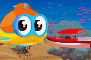 Oscar il sottomarino e il motoscafo