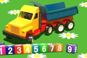 Al parco giochi: Il camion cingolato