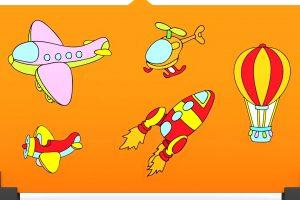 Macchinine colorate e il puzzle