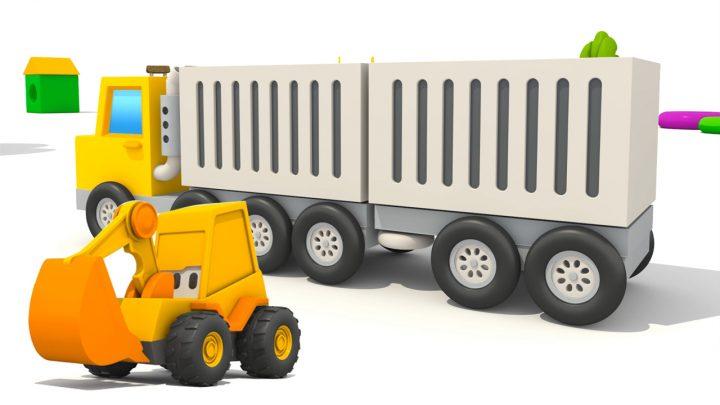 max e il camion container