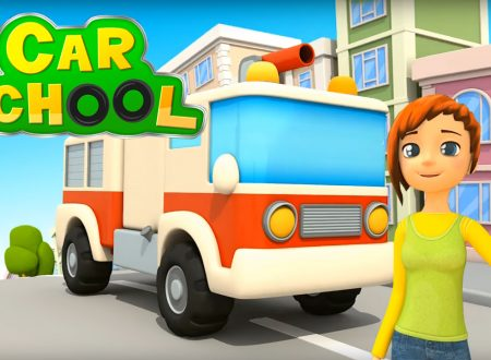 Car School – Come si diventa un bravo camion dei pompieri?