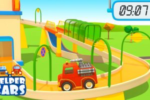 Helper cars | Veicoli speciali e la gara di velocità