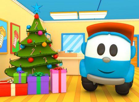 Leo e la festa di Natale