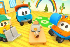 Camioncino Leo Junior e il tostapane
