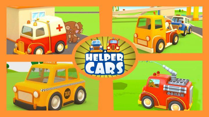 veicoli di soccorso