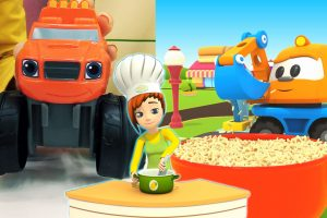 Cook together  | video divertenti per bambini
