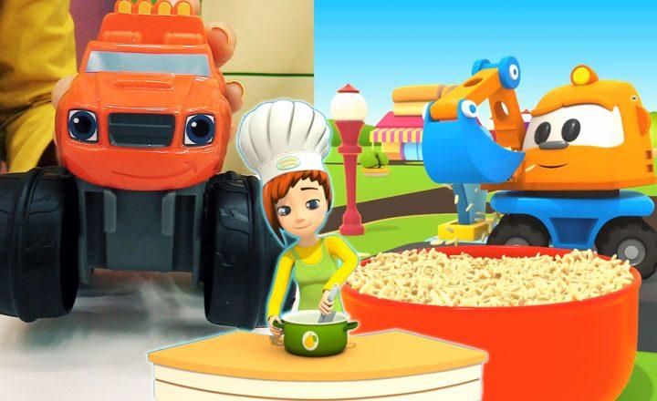 Cook together  | video divertenti per bambini