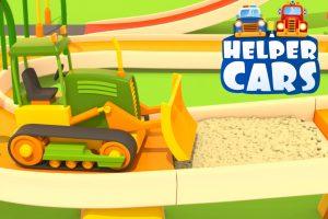 Helper cars | i lavori stradali