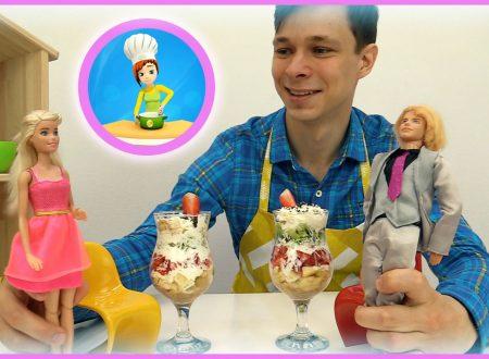 Federico e Scoop salvano l'appuntamento di Ken con Barbie