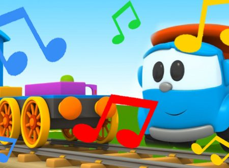 La canzone del trenino – canzoncine per bambini