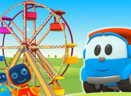 Leo il camion curioso e la ruota panoramica
