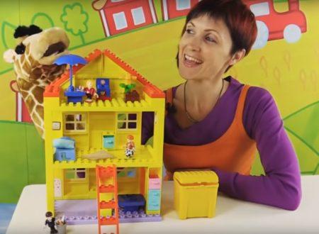 Gioca con Maria: Gli indovinelli di Maria e la giraffa SHOW PER BAMBINI
