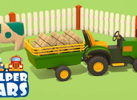 Helper cars – I veicoli da lavoro e la fattoria
