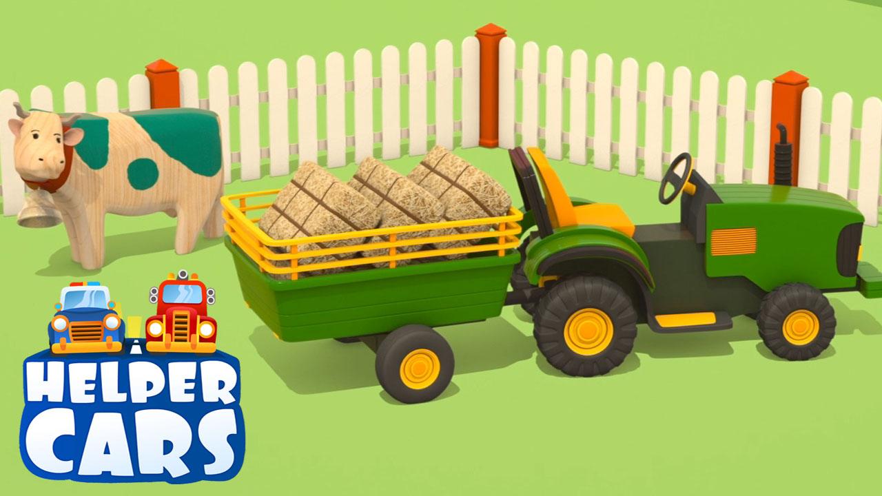Le macchine da lavoro e la fattoria