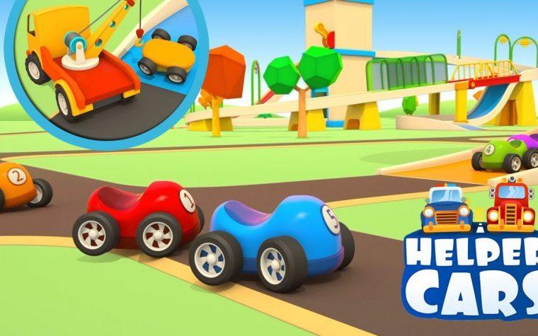 Helper Cars: La gara dei Go Kart