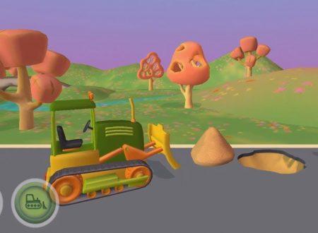 Gioca con Leo! Video per bambini – gameplay App di Leo il camion