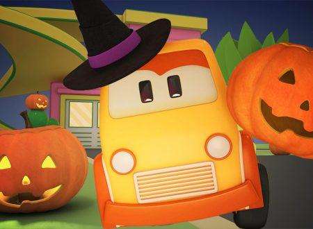 Festa di Halloween con l'Autosquadra!