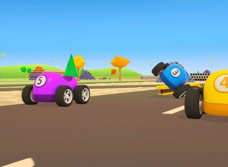 Corsa dei Go Kart! Cartoni Animati