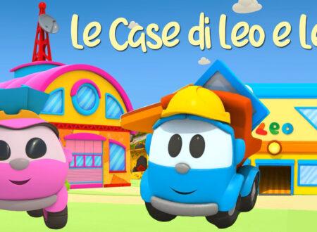 Le Case di Leo il Camioncino Curioso e Lea