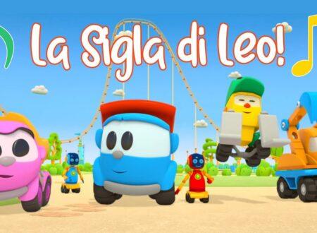 La Nuova Sigla di Leo! Leo il Camioncino Curioso 2!