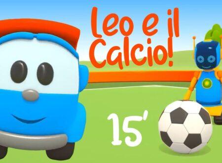 Leo il Camion Azzurro gli Europei Calcio! Italia!